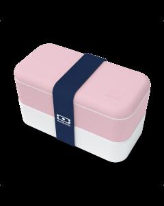 MB Original pink Litchi / white